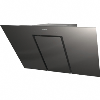 MIELE DA6498W Graphite Grey Pure Wall mounted cooker hood